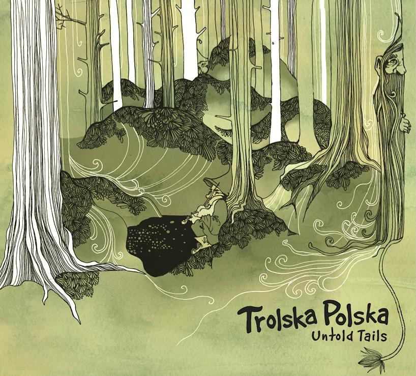 Trolska Polska Cover